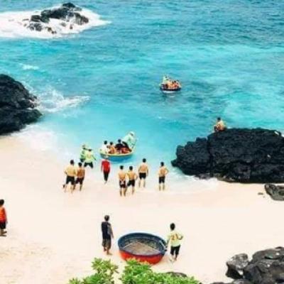Tour khai xuân Lý Sơn 3 ngày 2 đêm trải nghiệm Đảo Bé của Team Xì Teen từ tp.HCM - LYSONTRAVEl