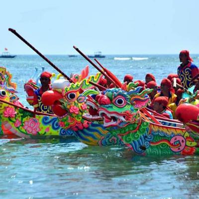 Du lịch Lý Sơn TẾT NGUYÊN ĐÁN 3 ngày 2 đêm - Xem lễ hội đua thuyền TỨ LINH